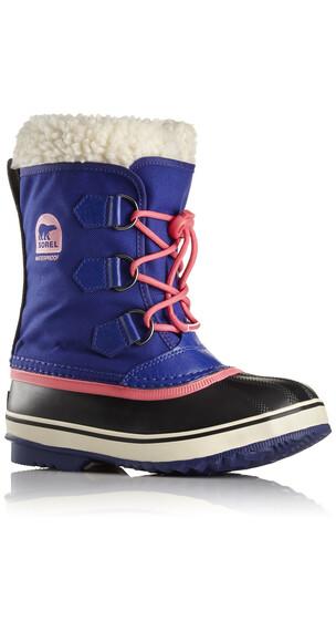 Sorel Yoot Pac Støvler Børn pink/blå